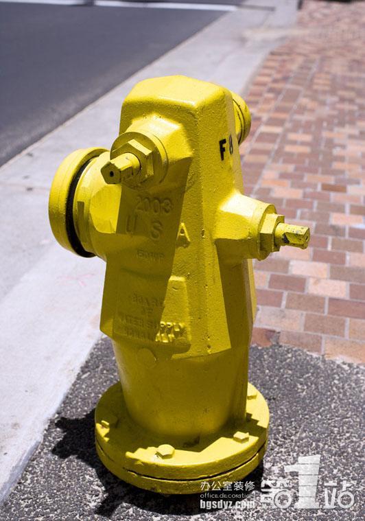 办公室装修消防报建之消防栓