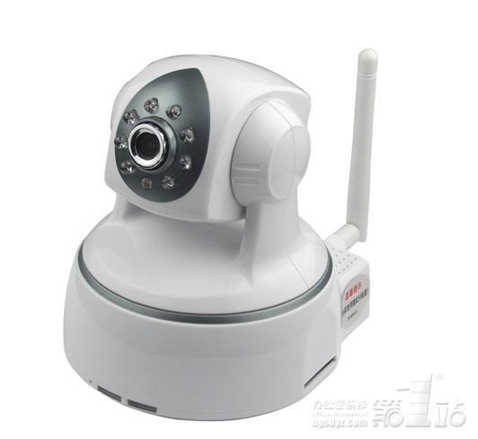 网络摄像机的安全监控系统