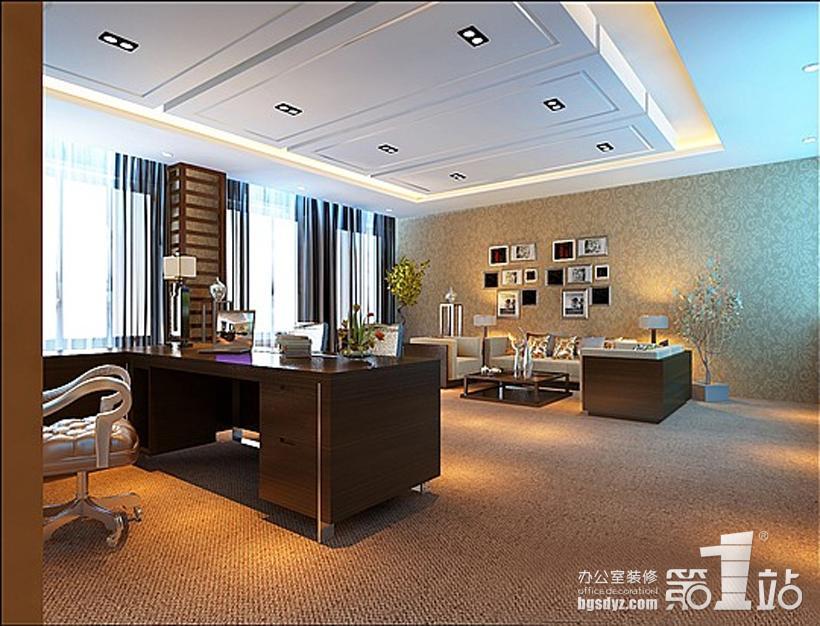 办公室 家居 起居室 设计 装修 820_626