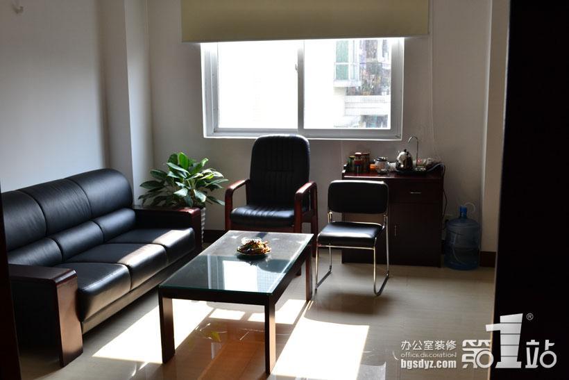广州市公路工程办公室建筑古风装修案例图纸图片