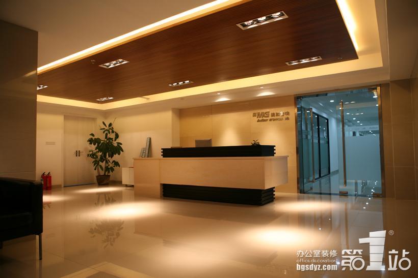 > 正文  康联对于花都国光工业园(美加音响)办公室装修案例的设计体现