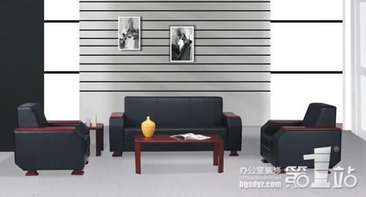 办公室装修不可缺少的办公家具之沙发组图