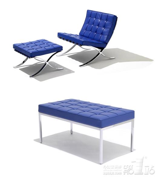 办公室装修所需办公家具之沙发情结