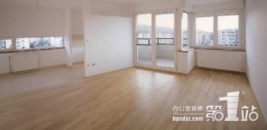 办公室装修 pvc地板的清洗保养注意事项