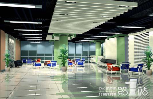 办公室装修该如何设计大门以保障办公室大门风水利好