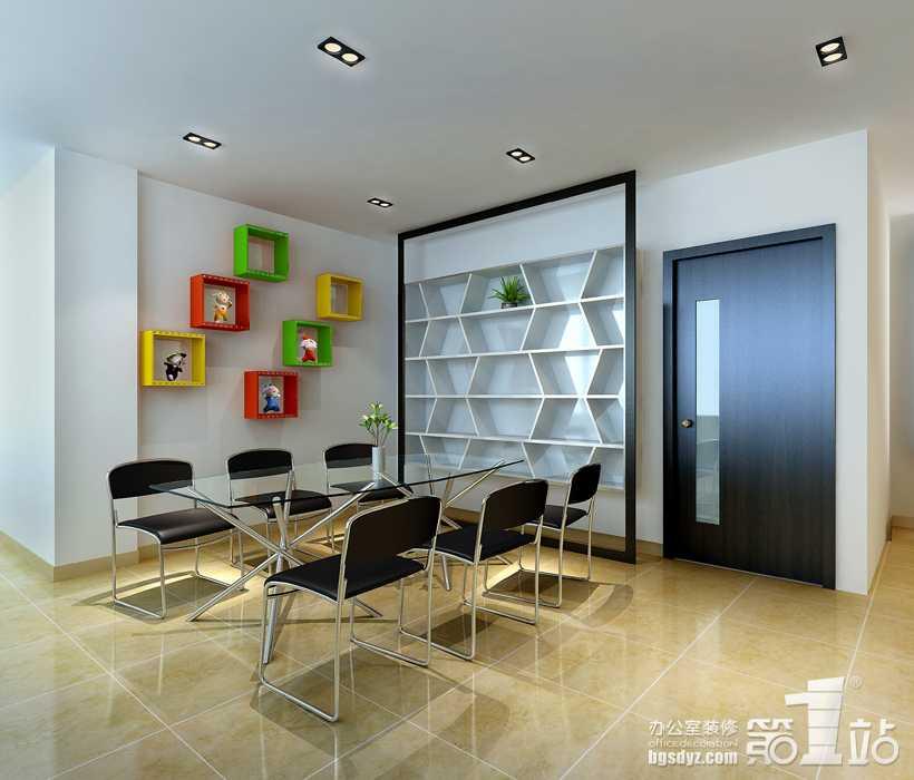 亚运会志愿者之家办公室装修案例|办公室装修效果图