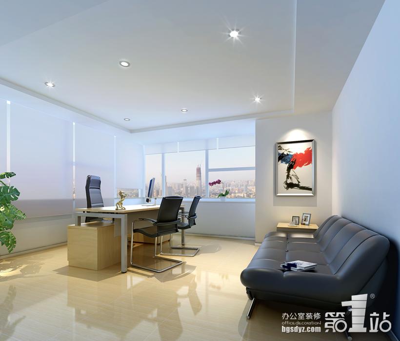 睿基營銷策劃公司辦公室裝修案例|辦公室裝修效果圖