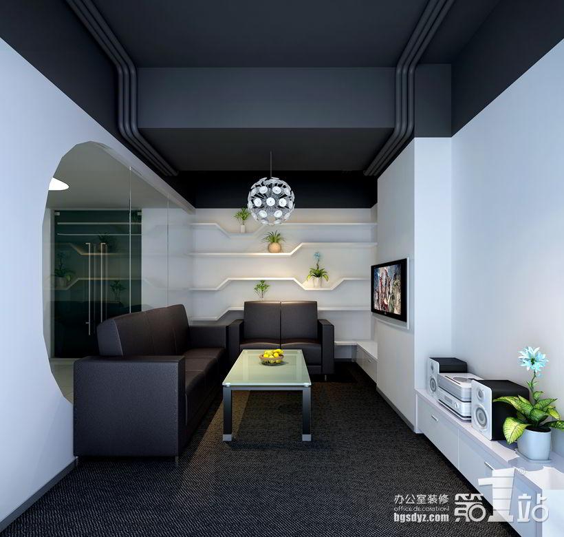 北京网路时代(广州)办公室设计|办公室装修效果图