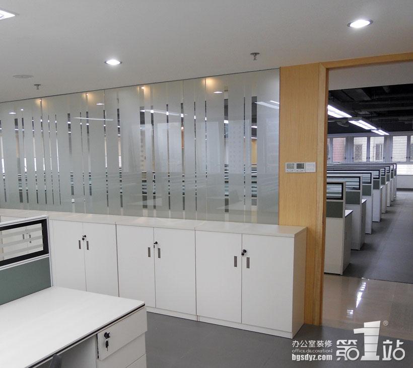 广州城市规划设计研究院办公室装修|办公室装修效果