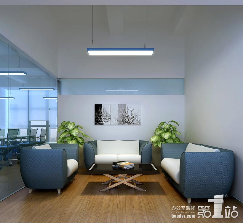 时下盛行的3种办公室装修与设计的风格