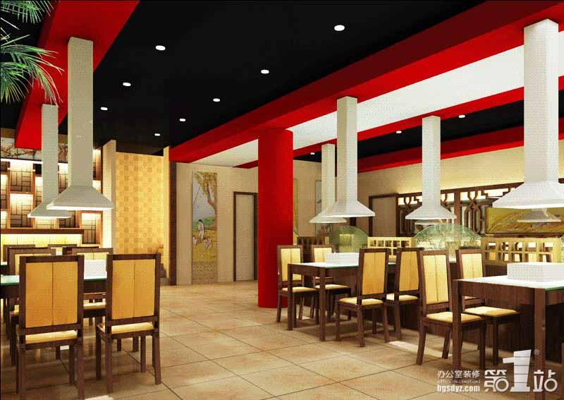 贵阳餐厅装修效果图 口腔诊所装修设计