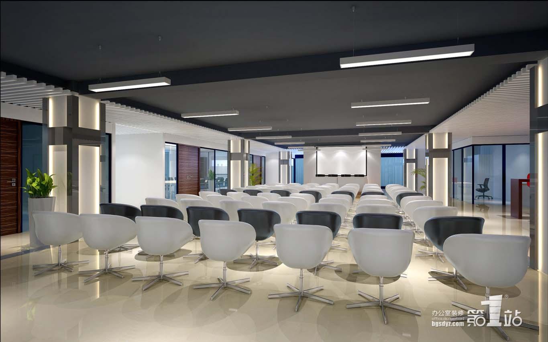 美霓光环境规划设计办公室装修案例