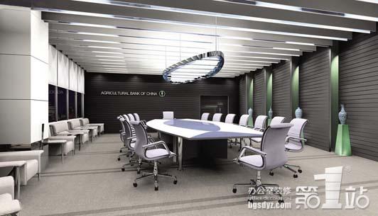 办公室装修在设计办公室前台时为什么要…