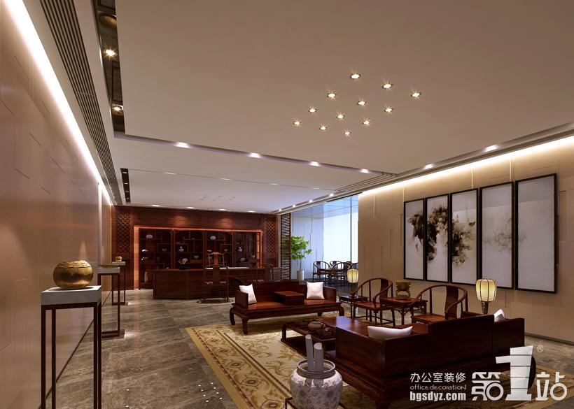 紫砂茶壶以及一些红木工艺品等都体现了浓郁的东方之美,这正是新中式