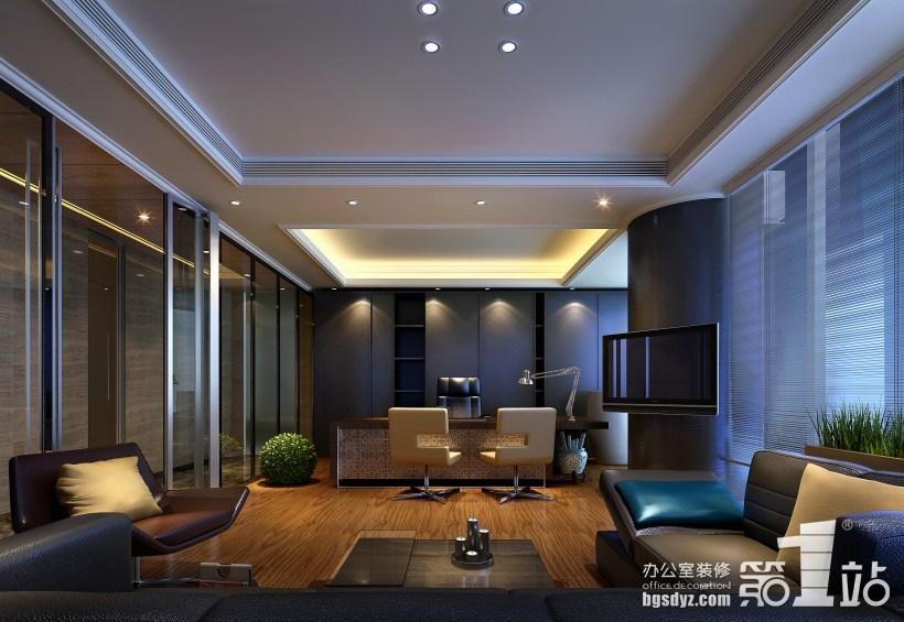 广田丰投资有限公司办公室装修设计
