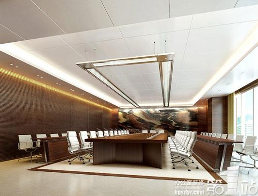 现代写字楼办公室装修从整体上设计三大因素