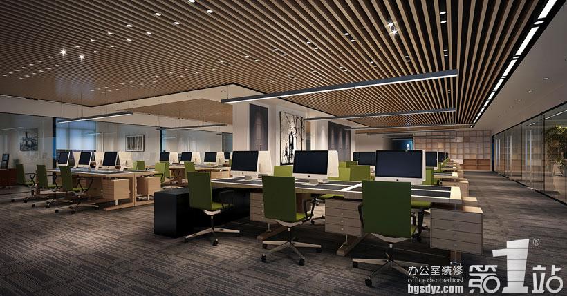 办公室设计|澳雪国际办公室装修设计案例