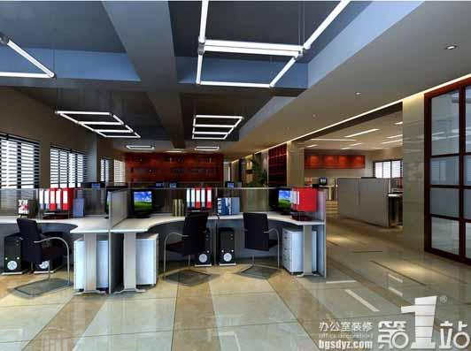 安装办公室装饰的中央空调的常识