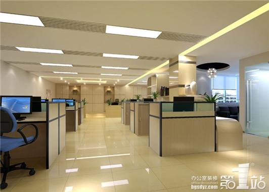 現代風格辦公室裝修設計