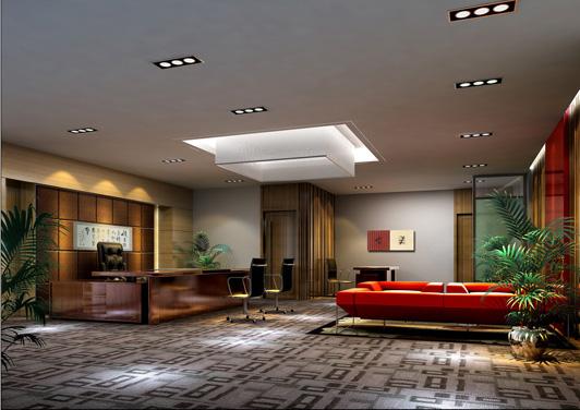 7大高效办公室设计作品精选图片