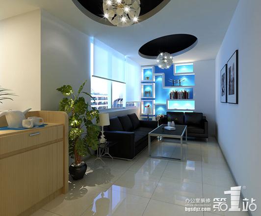 商贸公司办公室装修设计