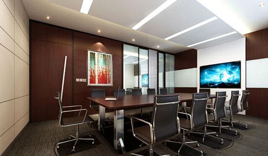 律师事务所办公室装修要打造一个严谨、认真、细心的高大的形象。  律师事务所办公室装修办公区效果图 该律师事务所办公室装修,它的办公区装修采用了深灰色的地毯的地面装饰来表现一个庄严神圣的法律形象,塑造法律的形象。白色的的天花与办公家具表达法律是干净的,纯洁的,不容污染的。办公区的周围装满了有关法律的书籍,便于律所工作人员查阅,提高工作效率。  律师事务所办公室装修经理室效果图 律所的经理办公室装修用了砖红色的装修元素,来表达法律人也有浪漫的一面的形象补充,经理室内挂满了高级艺术的西方油画,表达律师有时也需要