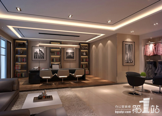 > 正文  董事长办公室装修设计非常重要,因为这个功能空间是企业决策