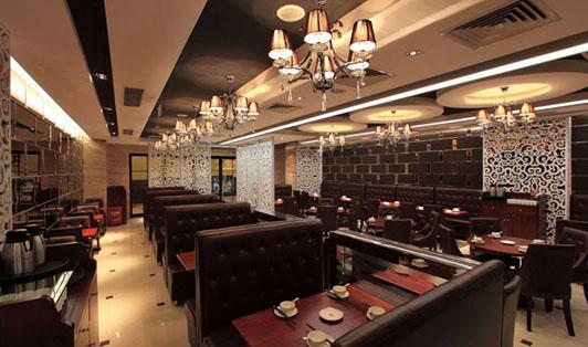 经典港式茶餐厅设计图片