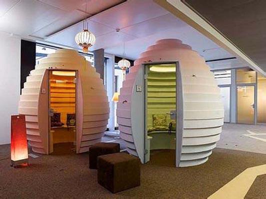 三做两不做的创意办公室装修设计
