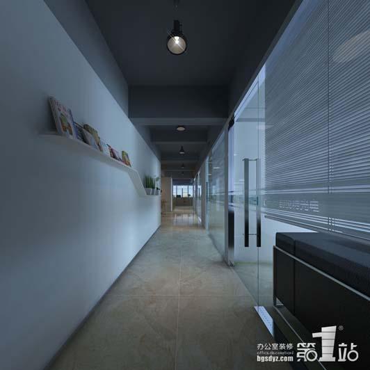 办公室装修设计   办公区的装修设计就是来得那样的简单方便,