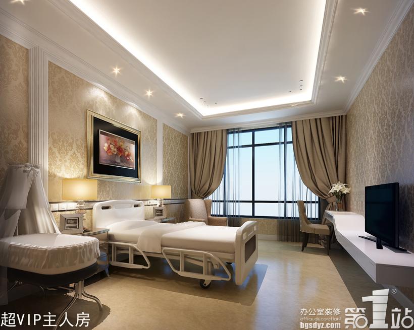 广州仁慈医院妇幼医院设计案例