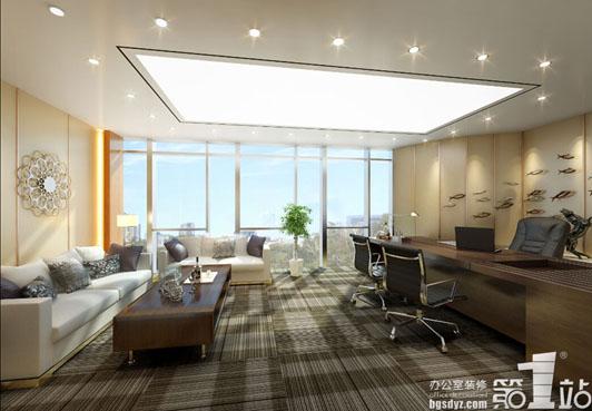 广州办公室装修,一个让你喜欢的办公环境