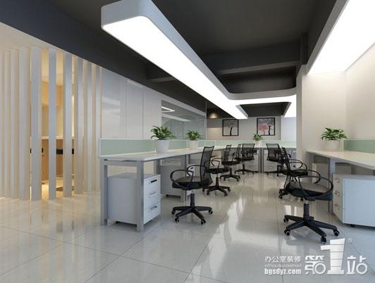 办公室装修设计,改善企业办公环境的最佳途径