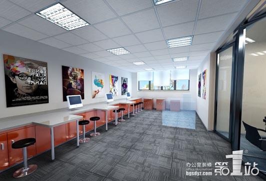 学校和公司办公室装修设计的区别是什么?