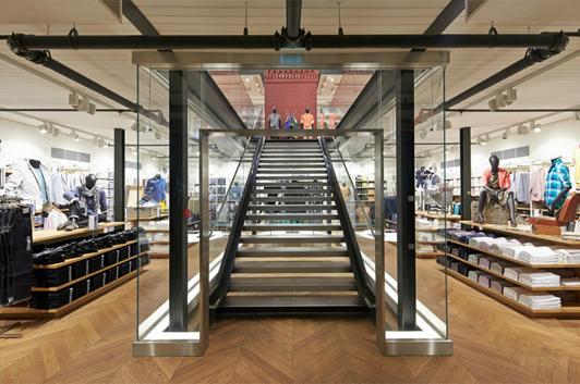 复式商业空间设计