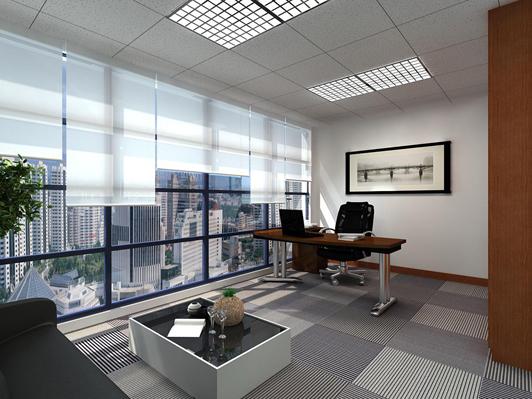 办公室装修设计又想省钱又想环保,怎么办?