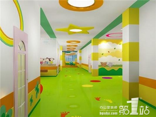 幼儿园设计,大自然无处不在