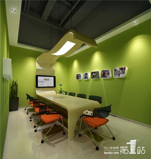 办公室设计,创意提升企业形象