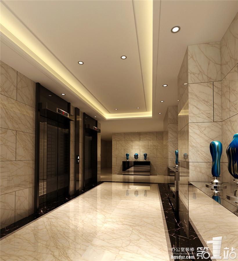 香江酒店电梯间效果图图片