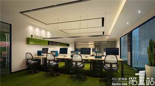 办公室设计打造快乐的办公空间就是这么简单!