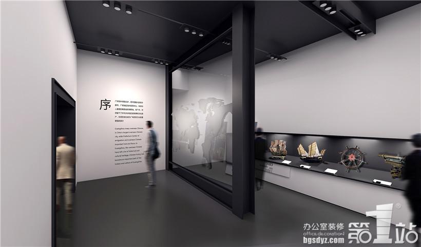 华侨博物馆设计案例