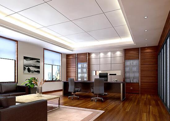 办公室装修吊顶的方法,办公室装修吊顶怎么装?图片