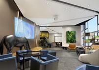 定海神针孵化器办公室设计案例