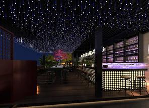 胡桃里音乐餐厅户外设计案例